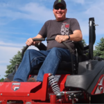 Ferris IS 3200 Turn Mower Demo