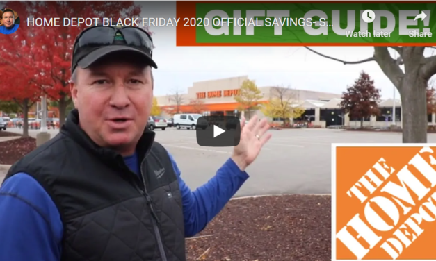 Holiday Gift Guide-Home Depot 2020